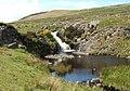 Earls Burn Waterfall and Pool - geograph.org.uk - 453798.jpg