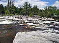 East Branch of the Au Sable River (Jay Dome, Adirondack Mountains, New York State, USA) 3 (20085491022).jpg