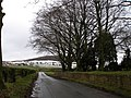 East along the road towards Whorl Hill - geograph.org.uk - 754368.jpg