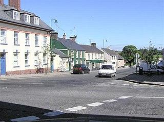 Ederney Human settlement in Northern Ireland