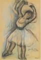Edgar Degas - ÉTUDE DE DANSEUSE.PNG