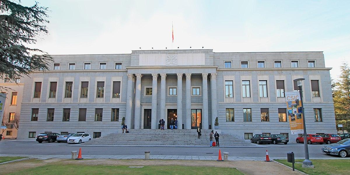 Consejo Superior De Investigaciones Científicas Wikipedia La