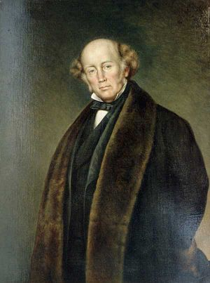 Edmundston - Sir Edmund Walker Head, on behalf of whom the city of Edmundston was named