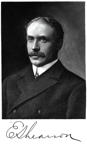 Shearson - Image: Edward Shearson c.1904