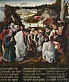 Een priester neemt het heilig Sacrament van Niervaert op van vindplaats omstreeks 1300.jpg