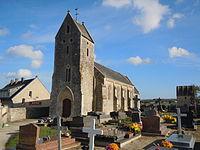 Eglise Saint-Laurent de Saint-Laurent-sur-Mer.JPG