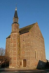 Eglise de St Laurent en Gâtines.JPG
