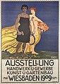 Egon Josef Kossuth - - Ausstellung für Handwerk, Gewerbe, Kunst und Gartenbau, Wiesbaden 1909.jpg