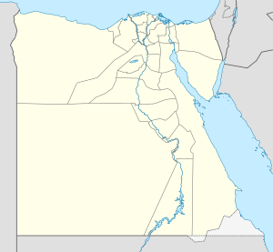 El-Balyana is located in Egypt