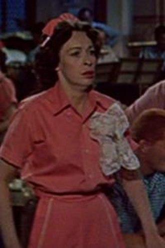 Eileen Heckart - Eileen Heckart in Bus Stop (1956)