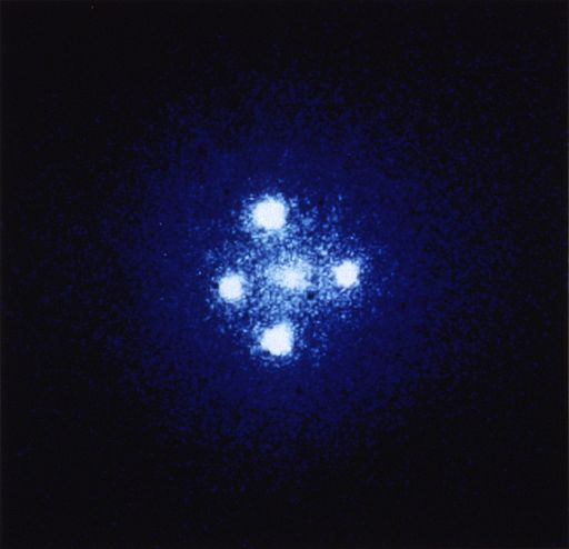Einstein cross