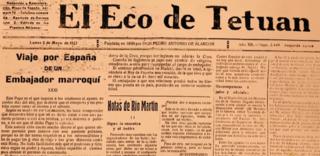 <i>El Eco de Tetuan</i>