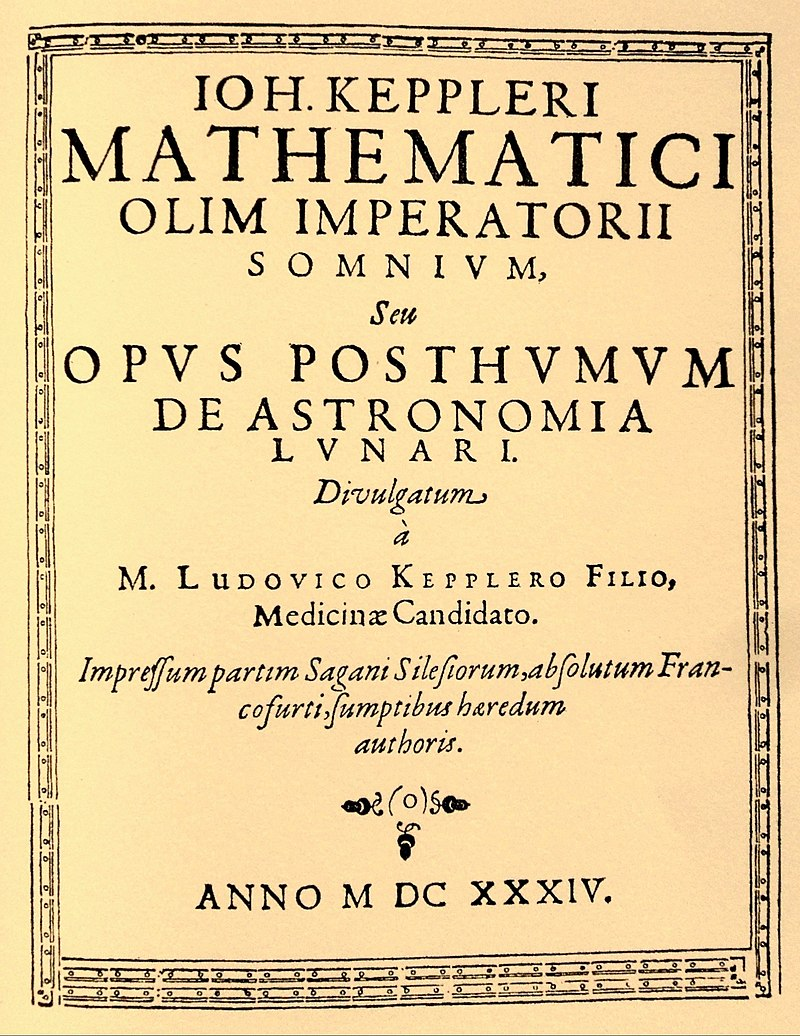 1634年版原著の扉