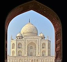تاج محل 220px-El_Taj_Mahal-A