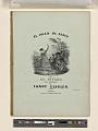 El jaleo de Xeres or La gitana as danced by Fanny Elssler (NYPL b12149341-5134474).tiff