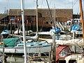 Eling Tide Mill - geograph.org.uk - 331354.jpg