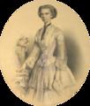 Elisabeth of Austria 1854.png