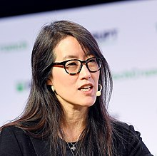 A picture of Ellen Pao