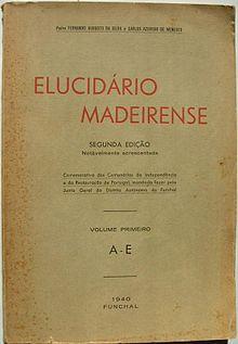 Elucidario madeirense online dating