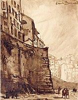 Emile Bernard 1900c Les remparts.jpg