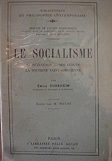 emile durkheim biography summary