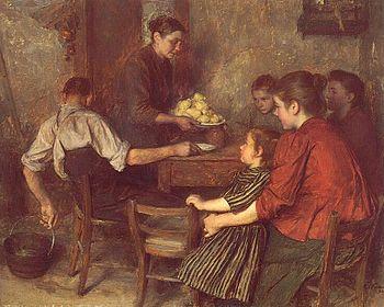 English: Emile Friant's art