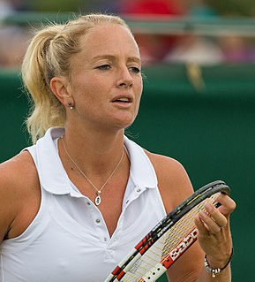 Emily Webley-Smith British professional tennis player
