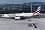 Emirates Airbus A330-243 A6-EAF (27038160332).jpg