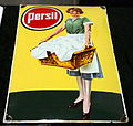Enamel advertising sign, Persil.JPG
