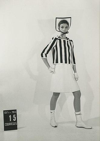 André Courrèges - Women's suit set 15, André Courrèges, 1965