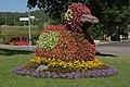 Ente mit Blumen in Schluchsee gemacht - geo.hlipp.de - 22733.jpg