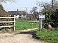 Entrance to Portwood Farm - geograph.org.uk - 377950.jpg