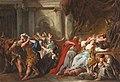 Episodes De L'histoire De Jason - Créüse Consumée Par La Robe Empoisonnée, Le Combat Des Soldats Nés Des Dents Du Serpent.jpg