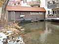 Erfurt Gera-vor-Schildchensmühle Feb-2012 SL276797.JPG