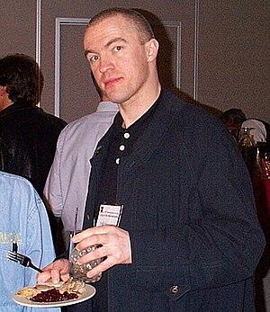 Erik Naggum - Naggum in Berkeley, CA, 1998