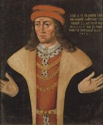 Erik I, 1382-1459, hertig av Pommern konung av Danmark Norge och Sverige - Nationalmuseum - 15058.tif