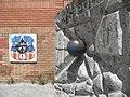 Escultura 50 anys Club Futbol Sant Andreu 3.JPG