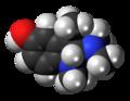 Eseroline molecule spacefill.png