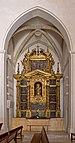 Església Santa Margalida - Santa Margalida - Mallorca - La Madre de Diós del Rosario.JPG
