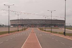 Estadio de Bata - Image: Estadio de Bata