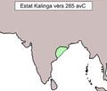 Estat Kalinga (vèrs 265 avC).png