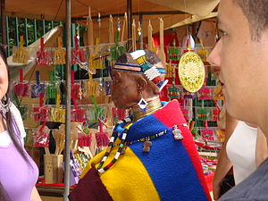 Artist Esther Mahlangu