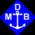 Estonian Marine Landing Battalion insignia - Meredessantpataljon.png