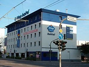 Ibis Budget - Hotel ibis Budget Saarbrücken Ost, Saarbrücken