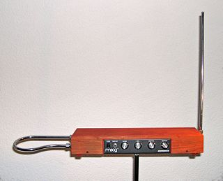 Theremin Electronic music instrument