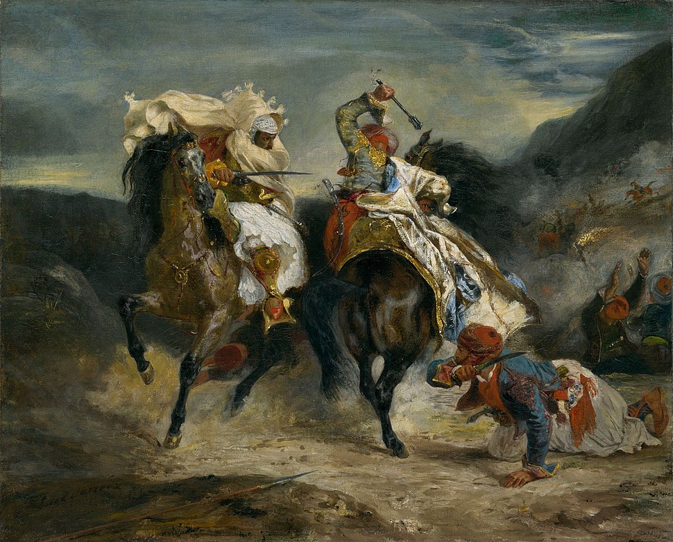 Eugène Ferdinand Victor Delacroix 021