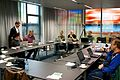 Europeana Sounds Edit-a-Thon 1- Participants Editing Wikipedia - 16075065090.jpg
