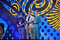 Eurovision Song Contest 2017, Semi Final 2 Rehearsals. Photo 156.jpg