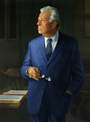 Everett Dirksen - Dirksen played a key role in passage of the 1964 Civil Rights Act.