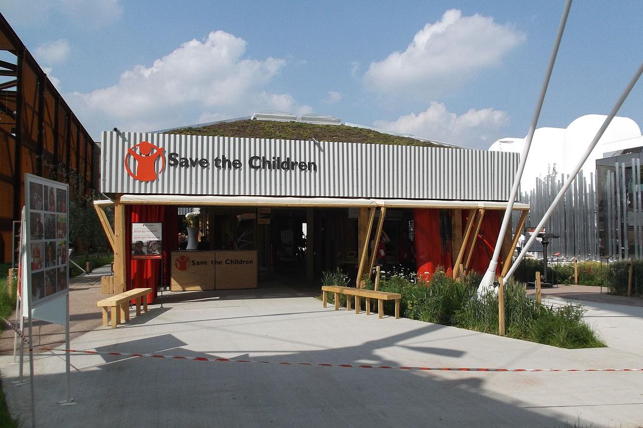 File:Expo 2015 - Save the Children pavillon jpg - Wikimedia Commons